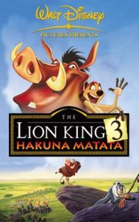 Aslan Kral 3 - The Lion King 3: Hakuna Matata