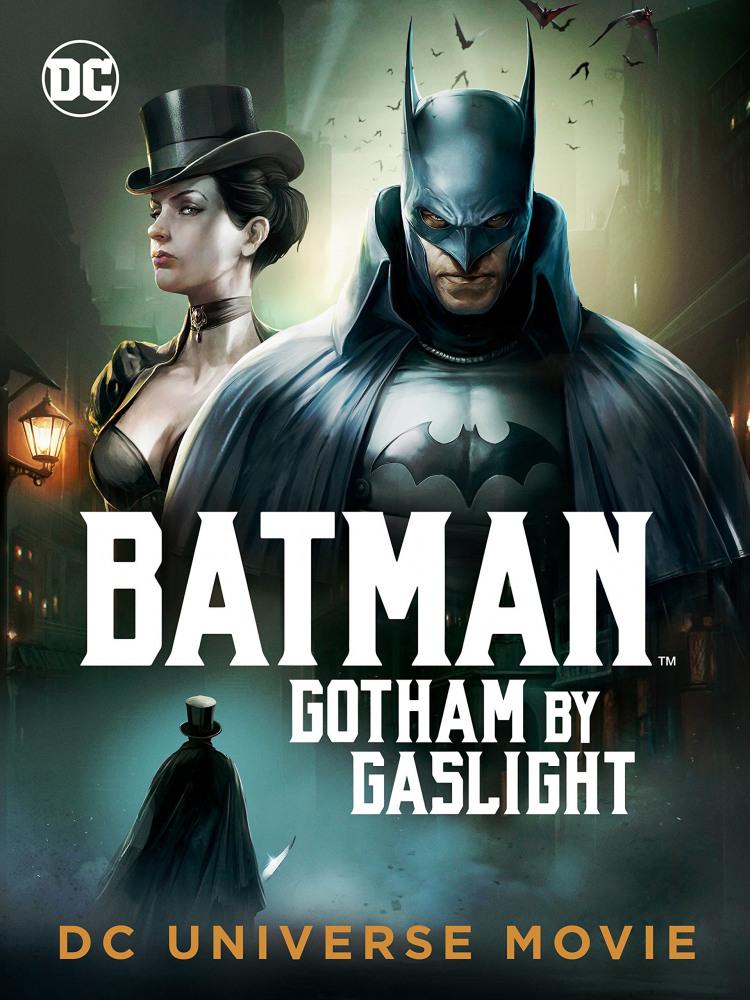 Batman: Gotham'ın Gaz Lambaları - Batman: Gotham by Gaslight