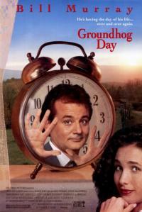 Bugün Aslında Dündü - Groundhog Day