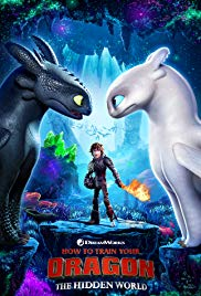 Ejderhanı Nasıl Eğitirsin 3: Gizli Dünya - How to Train Your Dragon: The Hidden World
