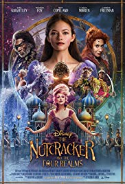 Fındıkkıran ve Dört Diyar - The Nutcracker and the Four Realms