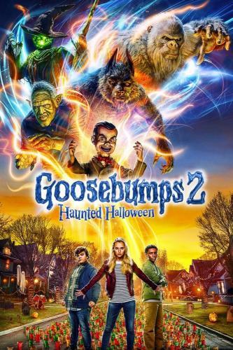 Goosebumps 2: Perili Cadılar Bayramı - Goosebumps 2: Haunted Halloween