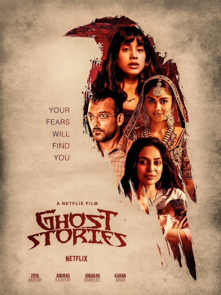 Hayalet Hikayeleri - Ghost Stories
