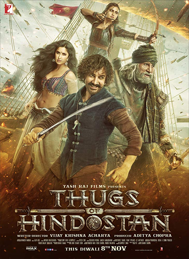 Hindistan Eşkıyaları – Thugs of Hindostan