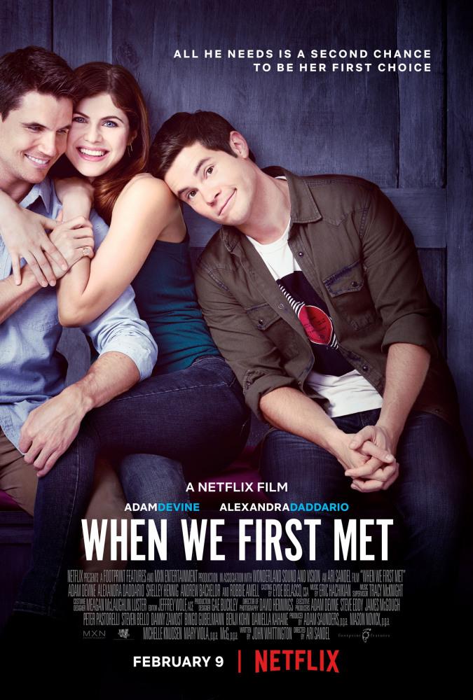 İlk Tanıştığımız Gece – When We First Met