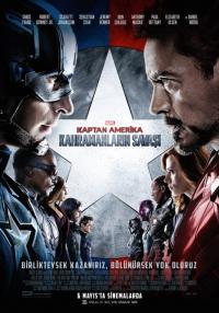 Kaptan Amerika: Kahramanların Savaşı - Captain America: Civil War