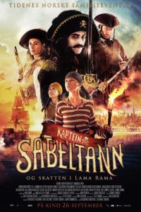 Kaptan Sabeltann - Captain Sabertooth and the Treasure of Lama Rama