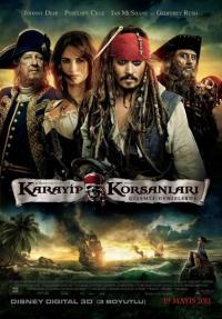 Karayip Korsanları 4: Gizemli Denizlerde - Pirates Of The Caribbean: On Stranger Tides
