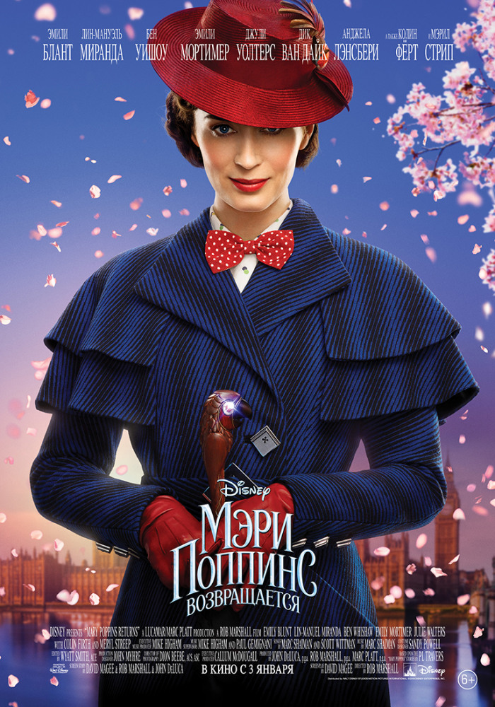 Mary Poppins Dönüyor – Mary Poppins Returns