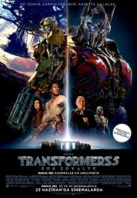 Transformers 5: Son Şövalye - Transformers: The Last Knight
