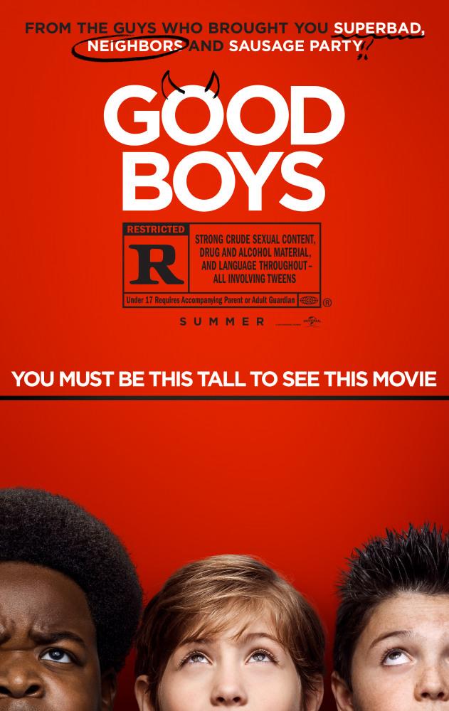Uslu Çocuklar - Good Boys