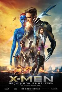 X-Men: Geçmiş Günler Gelecek - X-Men: Days of Future Past