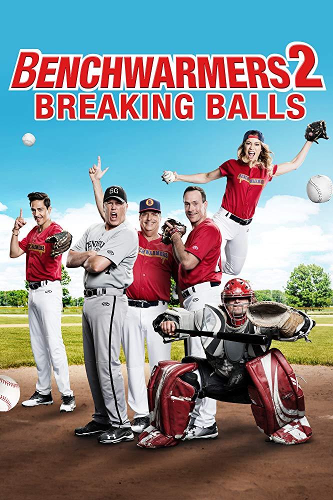 Yedek Kulübesi 2 - Benchwarmers 2 : Breaking Balls