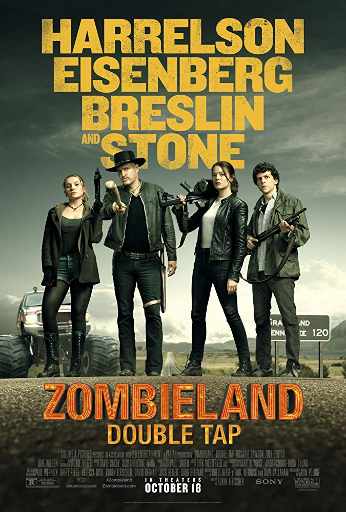 Zombi Ülkesi: Çift Dokunuş - Zombieland Double Tap